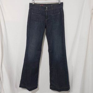 AG Adriano Goldschmied the Terry Flared Jeans Made